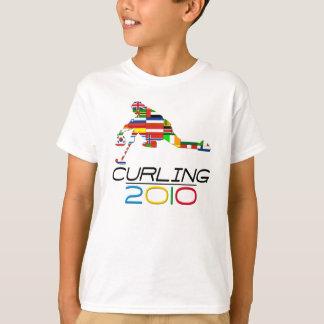2010: Curling T-Shirt