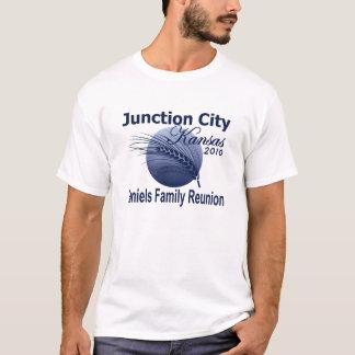 2010 Daniels Family Reunion T-Shirt