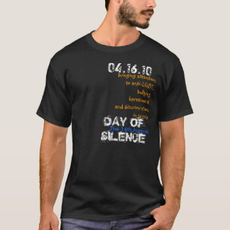 2010 Day of Silence Shirt
