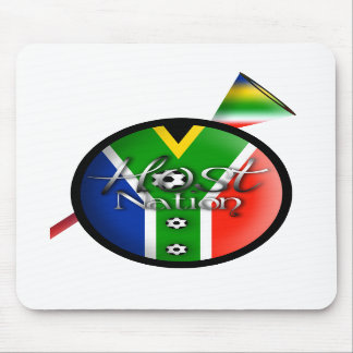 2010 Football host nation gifts & souvenirs Mouse Pads