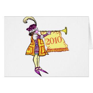 2010 GREETING CARD