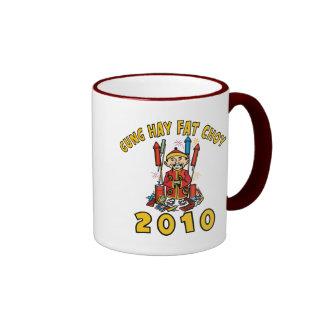 2010 Gung Hay Fat Choy Coffee Mugs