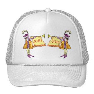 2010 TRUCKER HATS