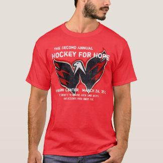 2010 Hockey for Hope T-Shirt