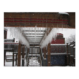 2010 ice storm postcard