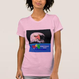 2010 Meg Whitman Ladies Twofer Sheer Shirt