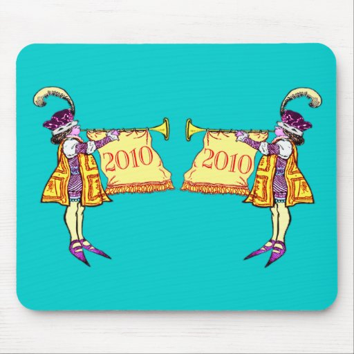 2010 MOUSE PAD