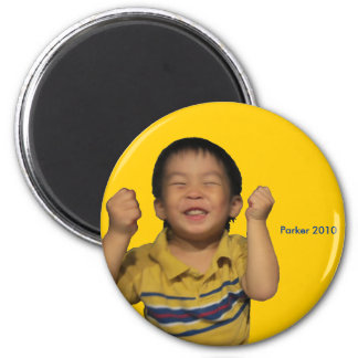 2010 Muscles 6 Cm Round Magnet