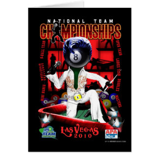 2010 National Team Championships Card