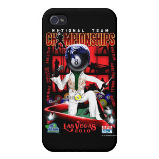 2010 National Team Championships iPhone 4 Case