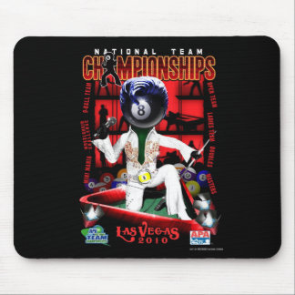 2010 National Team Championships Mouse Mat