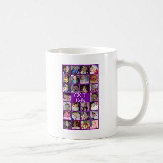 2010 OKI Kids Coffee Mugs