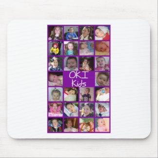 2010 OKI Kids Mousepad