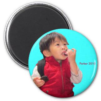 2010 Oreo 6 Cm Round Magnet