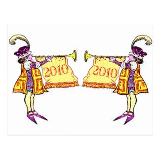 2010 POST CARD