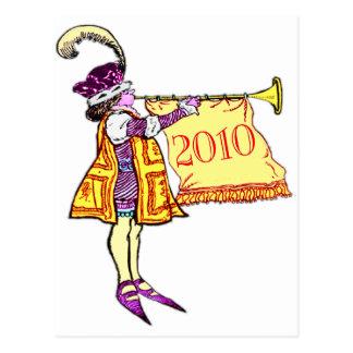 2010 POSTCARDS
