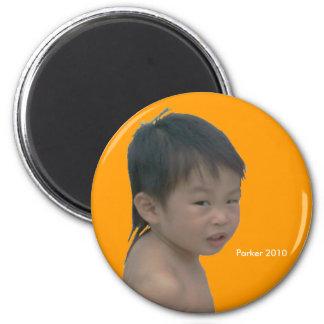 2010 Punk 6 Cm Round Magnet