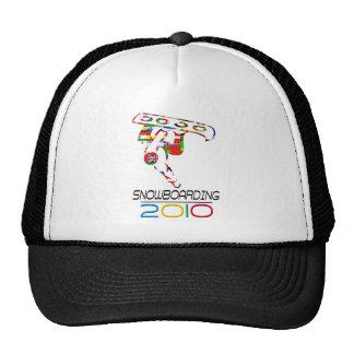 2010: Snowboarding Hat