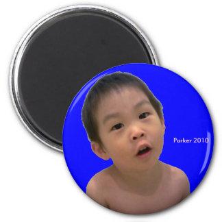 2010 Tilt 6 Cm Round Magnet