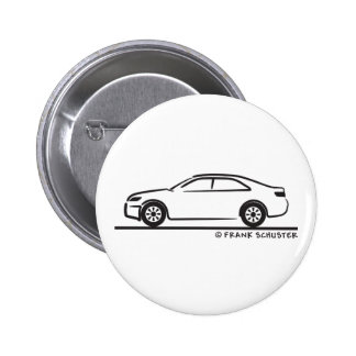 2010 Toyota Camry Pinback Button