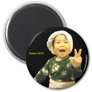 2010 Turban 6 Cm Round Magnet