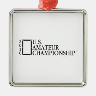 2010 U.S. Amateur Championship Christmas Ornament