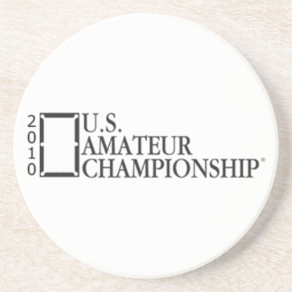 2010 U.S. Amateur Championship Coaster