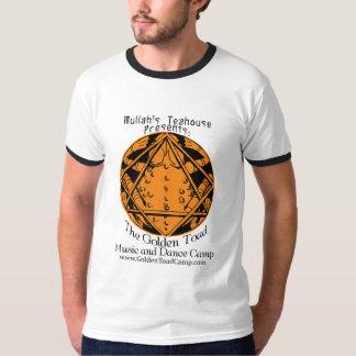 2010 Väsen Golden Toad Camp shirt
