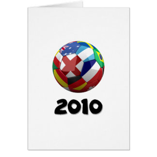 2010-world-cup-south-africa greeting card