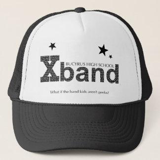 2010 Xband Trucker Hat