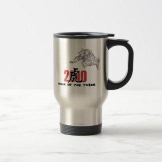 2010 Year of The Tiger Coffee Mug