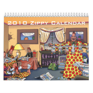 2010 Zippy Calendar