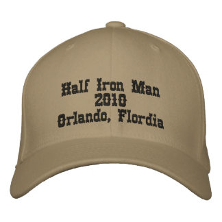 2010Orlando, Flordia Embroidered Hat