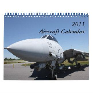 2011 Aircraft Calendar