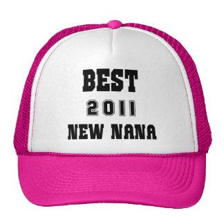 2011 Best New Nana Gift Cap