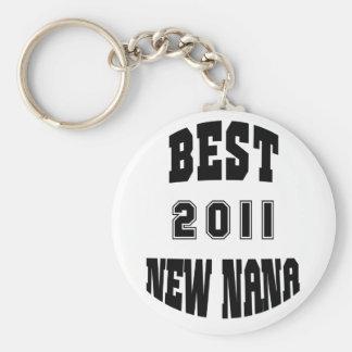 2011 Best New Nana Key Chain