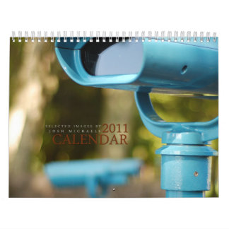 2011 Calendar-Selected Images by Josh Michaels Wall Calendars