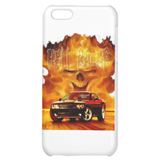 2011 Challenger Hell Racer Case For iPhone 5C