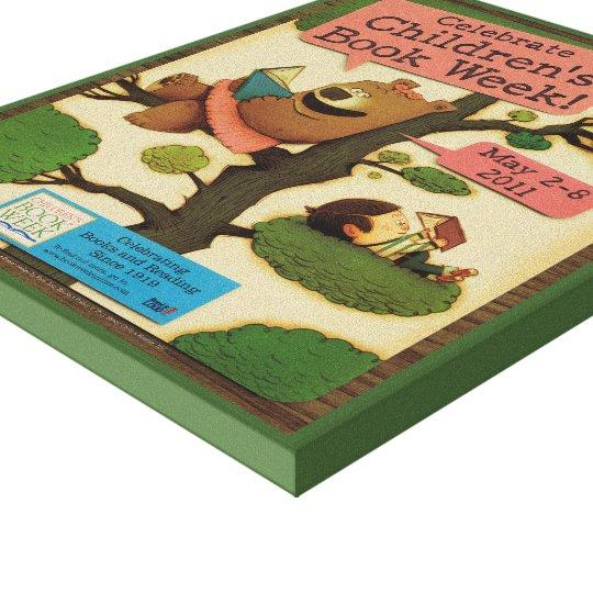 2011 Children's Book Week Canvas