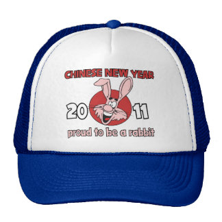 2011 Chinese New Year of The Rabbit Hat