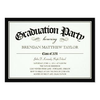 2011 Diploma Graduation Party Invitation Invites