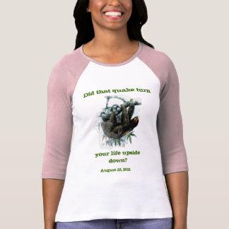 2011 East Coast Quake Tshirt