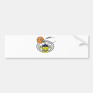 2011 Fields Fanatix SHIELD Bumper Stickers