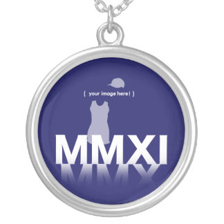 2011, Here We Are Personalized Necklace