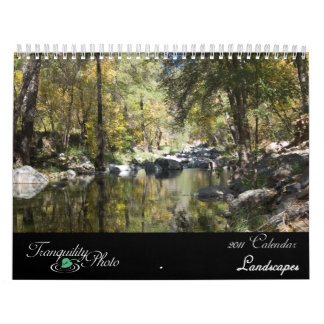 2011 Landscape Calendar