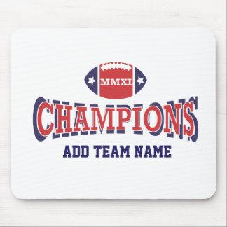 2011 MMXI Football Champions Mousepads