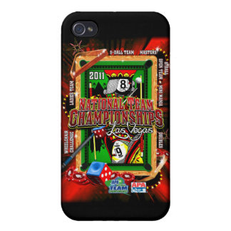 2011 National Team Championships Covers For iPhone 4