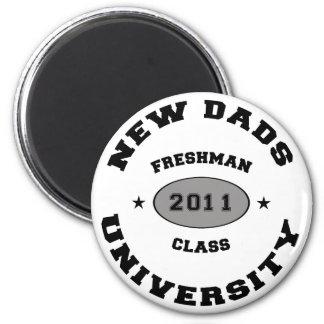 2011 New Dads 6 Cm Round Magnet