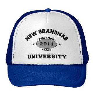 2011 New Grandma Cap