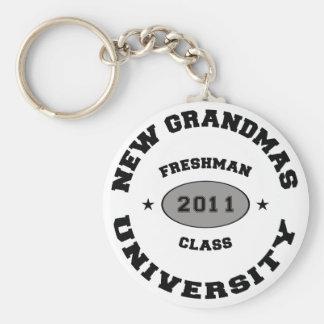 2011 New Grandma Keychain
